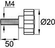 Ф20М4-50ЧН